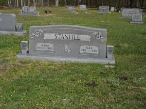 Ella's Grave
