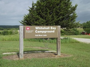 The Sign Looked like it could be a great campground!