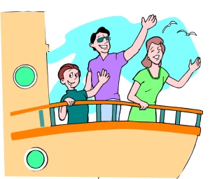 We have cruised with friends and it really makes the trip --an extended party!