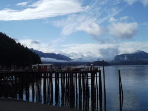 Hoonah is too beautiful!