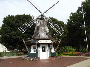 At one time, the largest Windmill in the USA was in Pella.