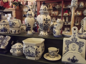 Delft Pottery from the Netherlands!
