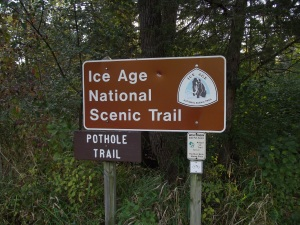 This trail crawls through Wisconsin and stops at significant geological sites.